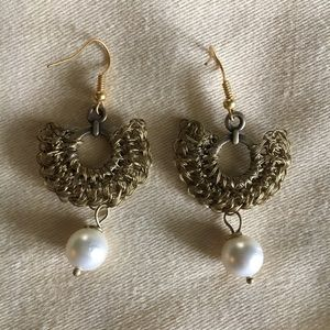 Jewelry - Beautiful earrings from Greece